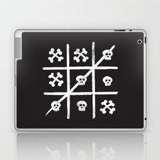 Skull + Bones Laptop & iPad Skin