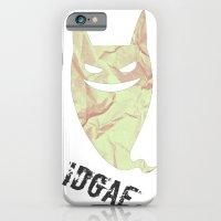 iPhone & iPod Case featuring IDGAF by Li9z