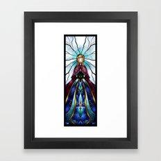 The Little Sister Framed Art Print