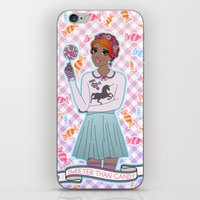 Sweeter Than Candy iPhone & iPod Skin