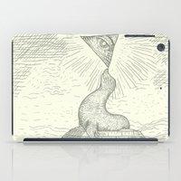 The Masonic Seal iPad Case