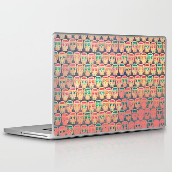 CALAVERITAS Laptop & iPad Skin