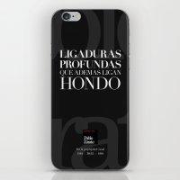 Liga Hondo (Piece 02/08) iPhone & iPod Skin