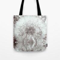 Dandylion Tote Bag