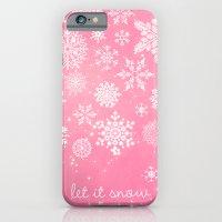 Let It Snow - Let It Sno… iPhone 6 Slim Case