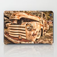 Old Pickup ( Photo By An… iPad Case