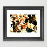 This & That Framed Art Print