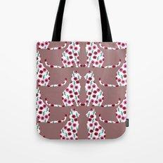 Flowercats! Tote Bag