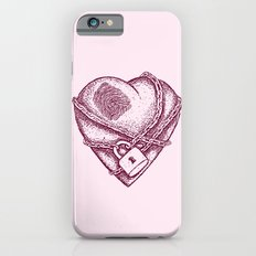 My Locked Heart Slim Case iPhone 6s