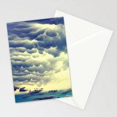 Mammatus Clouds II Stationery Cards