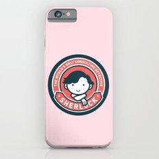 Sherlock - Cute Sherlock Holmes in Red iPhone 6s Slim Case