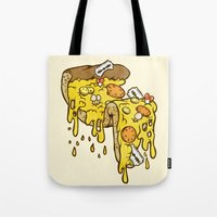 Cheezy Tote Bag
