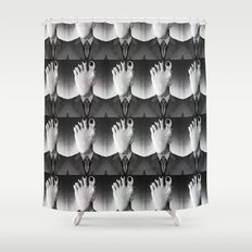 Fooce Shower Curtain
