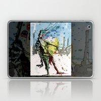 desert zombie Laptop & iPad Skin
