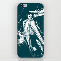 A Dark Prince iPhone & iPod Skin