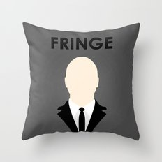 F - Minimalist Poster 03 Throw Pillow