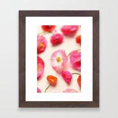 Some spring Framed Art Print