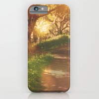 iPhone & iPod Case featuring Oak Trail by Raquel Serene