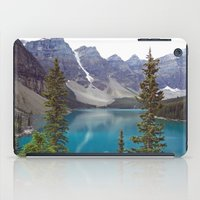 Moraine Lake iPad Case