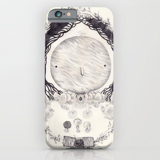 l'enfant de bois iPhone & iPod Case