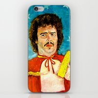 Get That Corn Out Of My Face! iPhone & iPod Skin