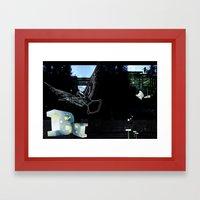 RRR Framed Art Print