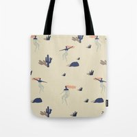 Dezert swim Tote Bag