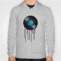 Vinyl Drip Hoody