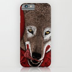 Red Decoy iPhone 6 Slim Case