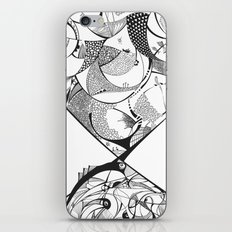 The things you can see inside a fish iPhone & iPod Skin