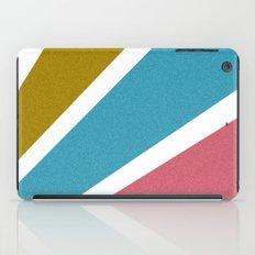 Color Burst iPad Case