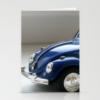 Volkswagen Classical Beetle (1967) Stationery Cards