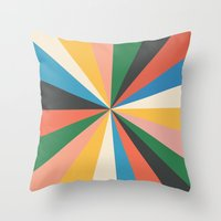 Always The Sun Throw Pillow