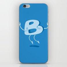 B Happy! iPhone & iPod Skin