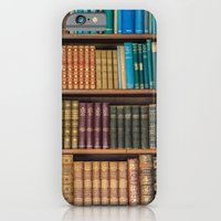 Antique First Edition Bo… iPhone 6 Slim Case