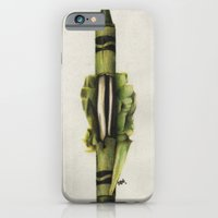 To The Core: Green iPhone 6 Slim Case