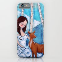 Winter Wonderland iPhone 6 Slim Case