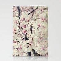 magnolia. Stationery Cards