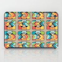Telephone Call iPad Case