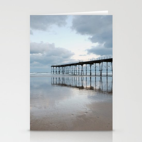 Saltburn by the Sea Stationery Card