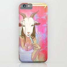 Hanging the Goat Head iPhone 6 Slim Case