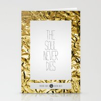 Golden Rules #5 Stationery Cards