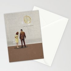 Last Day Of Magic | Collage Stationery Cards
