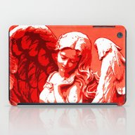 Guardian Angel iPad Case