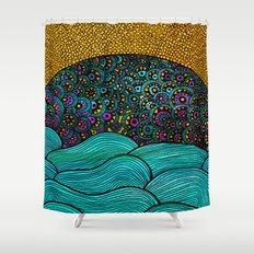 Oceania Shower Curtain