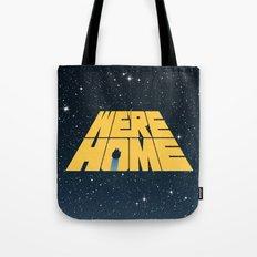 Home Tote Bag