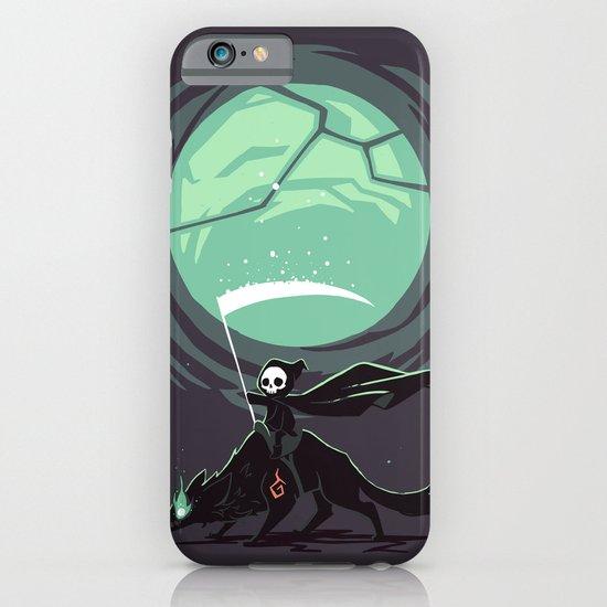 Little Reaper iPhone & iPod Case