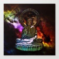 Buddah - San Francisco J… Canvas Print