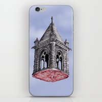 Fleshy Architecture  iPhone & iPod Skin