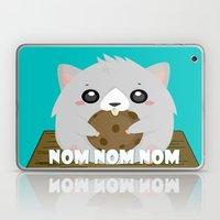Nom Hamster Laptop & iPad Skin